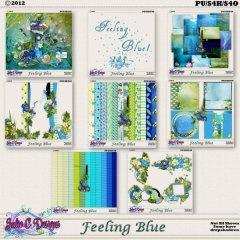 Feeling Blue Bundle