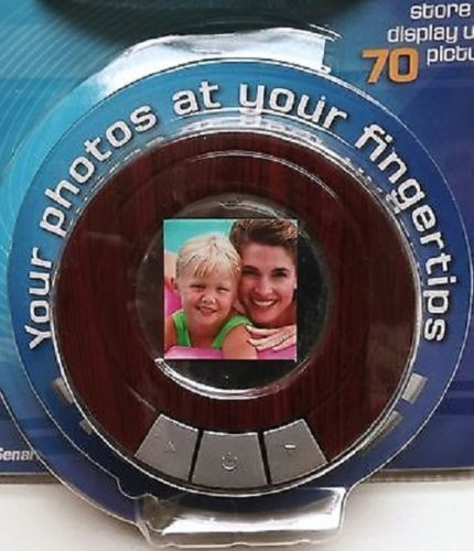 Digital-VU-ME-Photo-Sphere-up-to-70-Photos-LCD-screen-Portable-Photo-Album