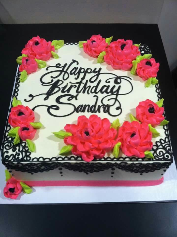 65 Best Sheet Cakes Images Decorating Birthday