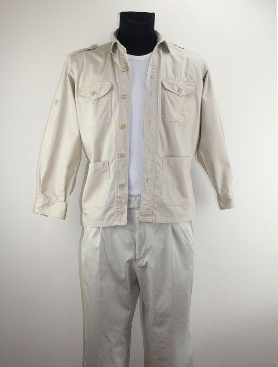 Tailor HOFF Vintage Complete Suit Blue by DesignerSecondHand