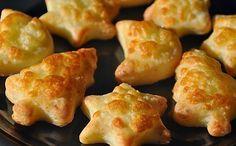 Karácsonyi sajtos pogácsa – a legfinomabb ünnepi sós falatkák!