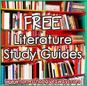 70+ FREE Literature Study Guides