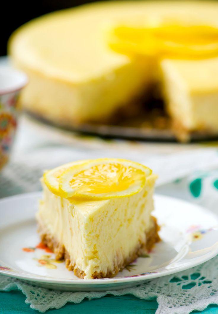 El limón da mucho juego: 10 postres para los amantes del cítrico