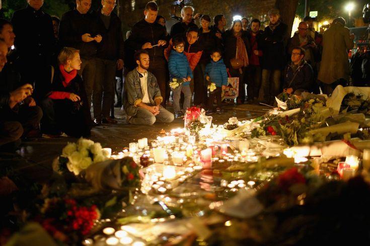 130 Kişinin Can Verdiği Paris Saldırılarının 1. Yıl Dönümü