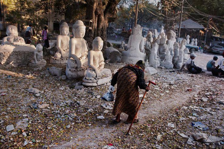Getting There, Myanmar, Burma ...