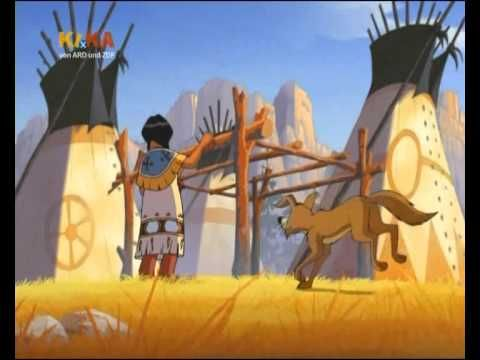 Veel indianenvideos  / Yakari 55 Die gestohlene Bisonhaut