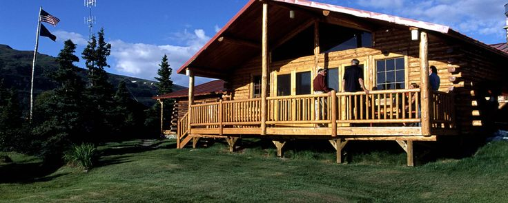 Alaska Fishing Lodges and World Famous Bear Viewing - Katmailand and Angler's Paradise Lodges