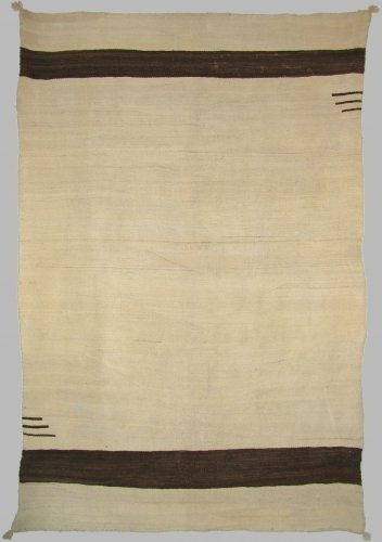 Shiprock Gallery.           Navajo Transitional Blanket c. 1890
