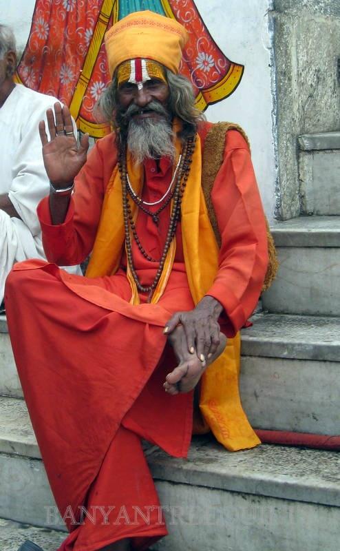 Sadu from Rajasthan