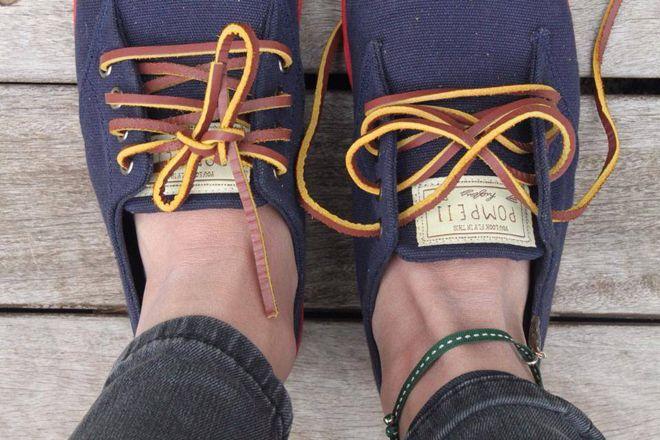 Pompeii, las zapatillas de moda| Shopping enBarcelona| Guía del Ocio y Cultura de Barcelona