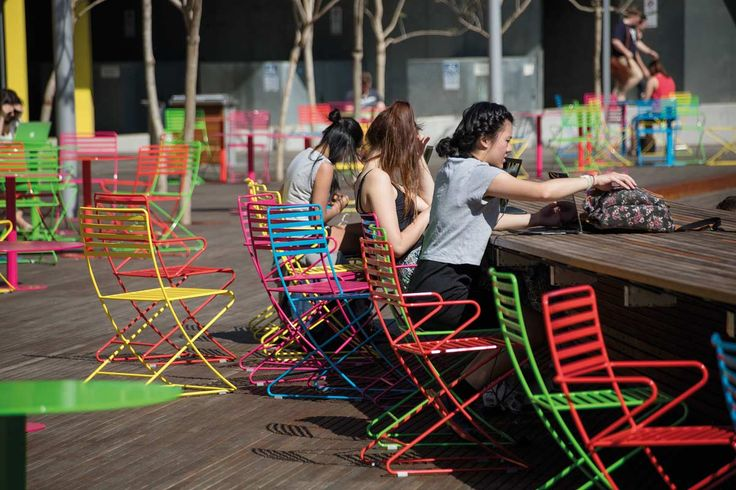 TCL_Monash-Uni-Caulfield-Campus-Green_-John-Gollings-04 « Landscape Architecture Works | Landezine