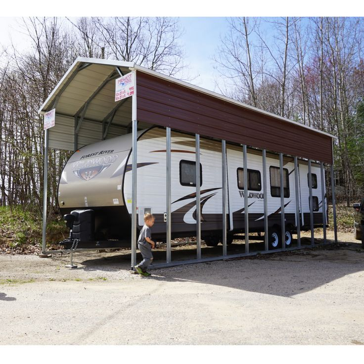 62 Best Images About Carports Garages On Pinterest: 15 Best Metal RV Carports Images On Pinterest
