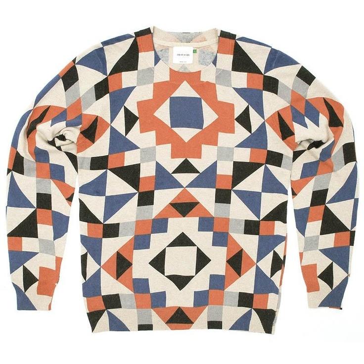 Wood Wood Monte Serra Sweater