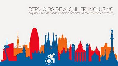 Servicios Alquiler Inclusivo Barcelona: ALQUILER DE SILLAS DE RUEDAS SANT CUGAT