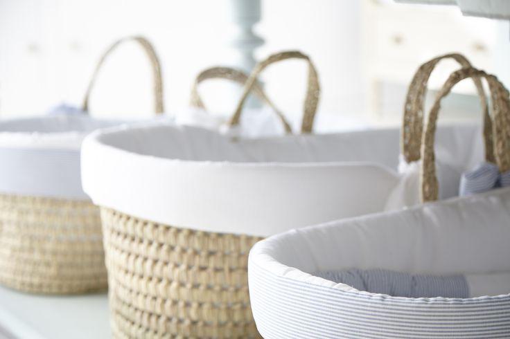 Piccoli & Co. moses baskets