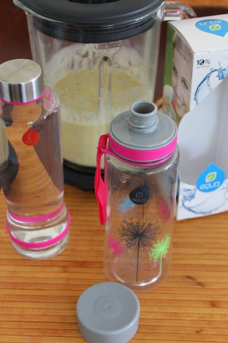 [ Lifestyle review  ]  EQUA reusable Bottles