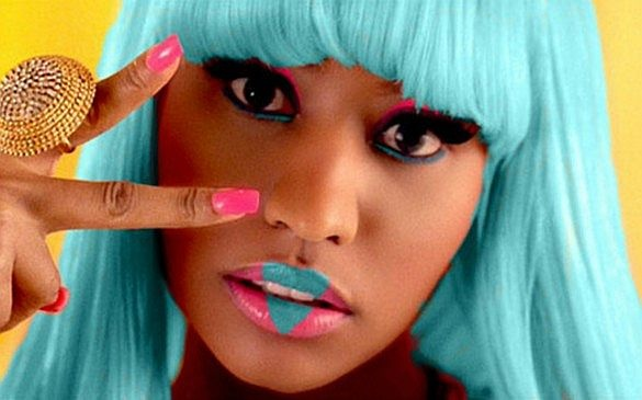 "Nicki Minaj Feat. Drake, Nas & Young Jeezy – ""Champion"""