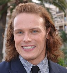 Sam Heughan - Monte-Carlo.jpg.  Wikipedia biography