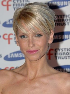 PICTURES Girls Aloud Sarah Harding - new short hair ideas | Mobile