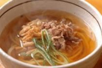 Ricetta Niku Udon, noodles giapponesi con carne