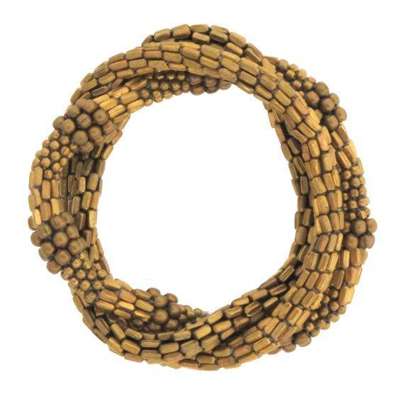 Rollon Bracelet Handmade in Nepal by AidThroughTrade on Etsy, $60.00