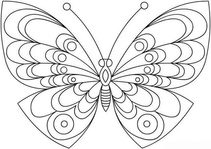 Schmetterlinge Dekoking Dekoking Malvorlagen Schmetterlinge My Favorite Coloring Pages Butterfly Coloring Page Coloring Pages Colorful Butterflies