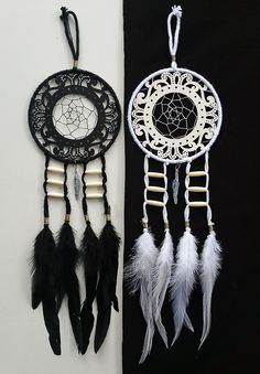 Dream catchers have been used for ages to filter out all bad dreams and only allow good thoughts and energy to slide down the feathers of the sleeper. Used as protective charms. Is absolutely one of a