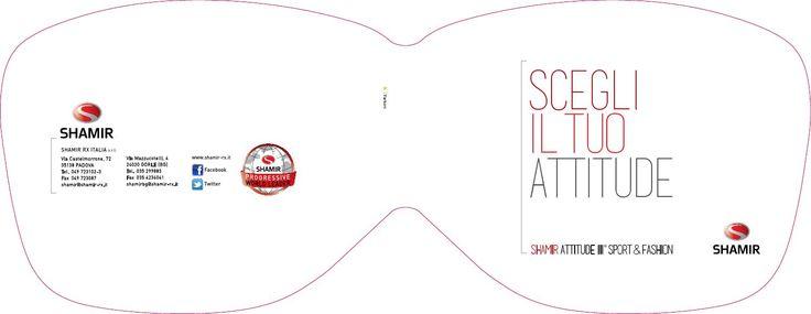 Per una #visione rilassata del vicino, intermedio e lontano: SHAMIR ATTITUDE III® SPORT & FASHION!