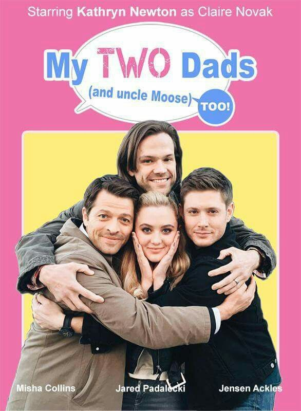 This should be a fake commercial during the SPN or Wayward Daughters season premiere.
