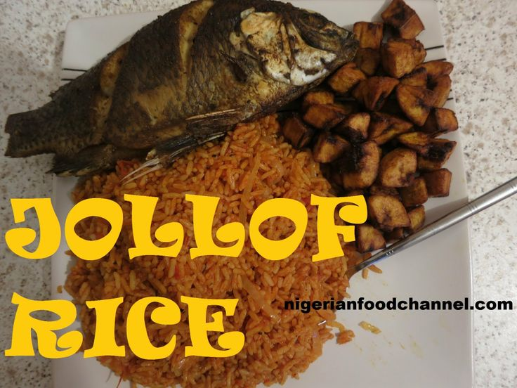 118 best nigerian food recipes images on pinterest nigerian food how to cook nigerian jollof rice nigerian food recipes forumfinder Gallery