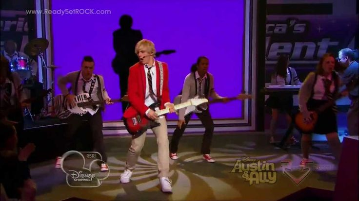 Austin Moon (Ross Lynch) - I Got That Rock'n Roll (Reprise) [HD]