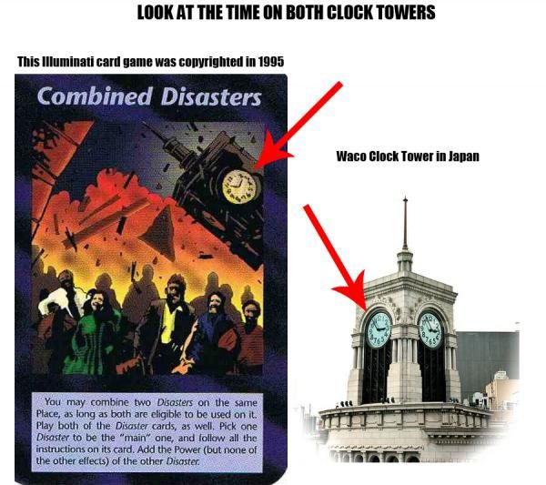 All On The Illuminati: Illuminati Card Game
