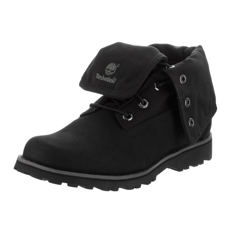 Timberland Kids' Authentic Fold-down Boots