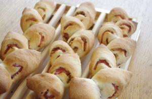 Bacon bread