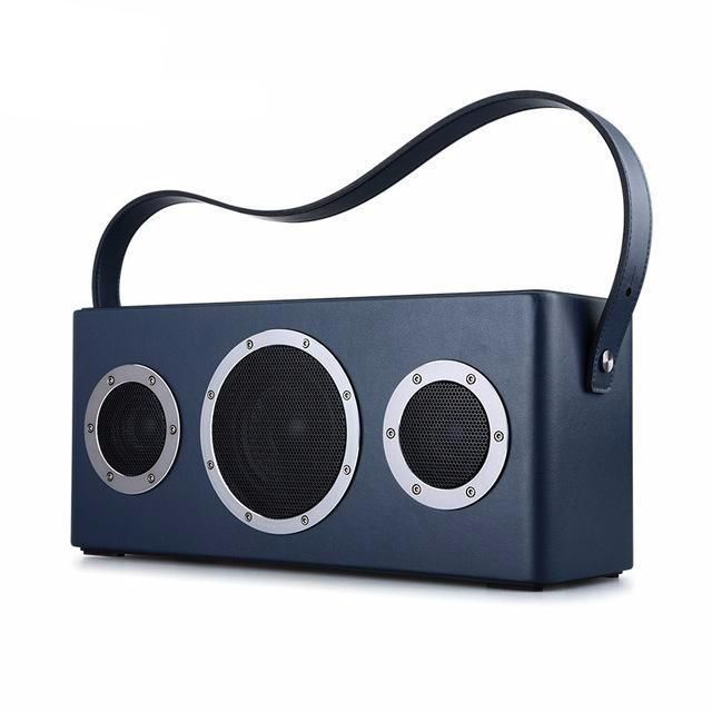 Portable Bluetooth HiFi Stereo Speaker - Blue - JackClass.com - $299.95