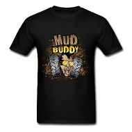 Mens mud buddy shirt. $17.00 on our website @ http://www.offroadstyles.com/offroad-shirt-designs.html. #mud #designs #offroad #splash #muddsplash #mudding #buddy #friends #guys #guyfriends #mudfriends #bestfriends #dirtbuddies #wheelies #tires #auto #sale #forsale #clothesforsale #offroaddesigns #artwork #sponsor #mens #style #fashion
