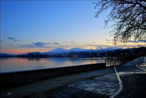 #Μώλος Ιδανικός προορισμός για τον απογευματινό σας καφέ... www.aktihotel.gr #Aktihotel #Ioannina