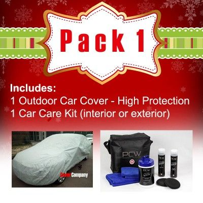 Outdoor Car Cover Care Kit - Custom made Car Covers