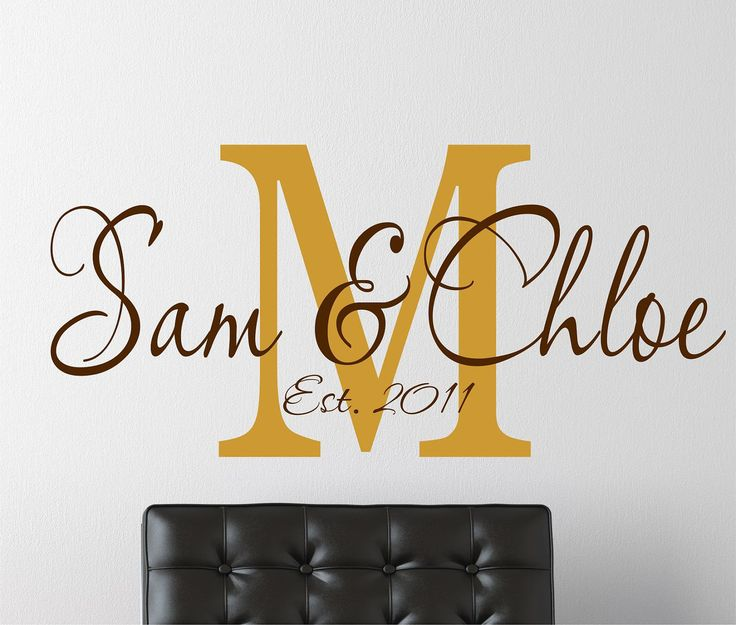 Monogram Wall Decor Ideas : Best images about monogram ideas on initials