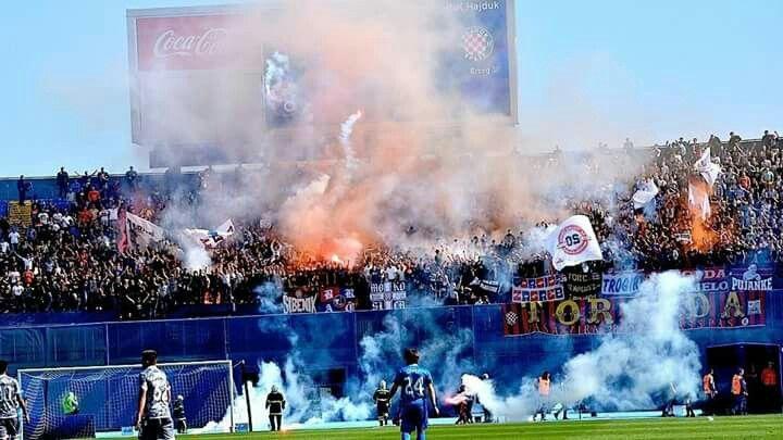 22.04.2017. GNK Dinamo Zagreb - HNK Hajduk Split