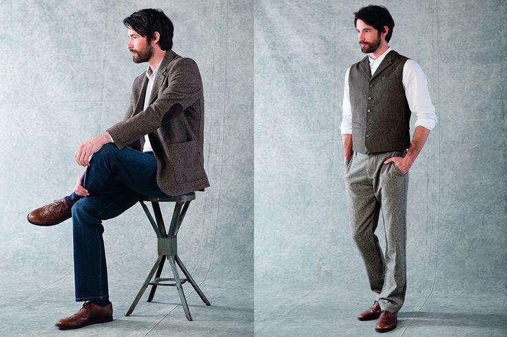 White Stuff Autumn/Winter 2014 Men's Lookbook | FashionBeans.com