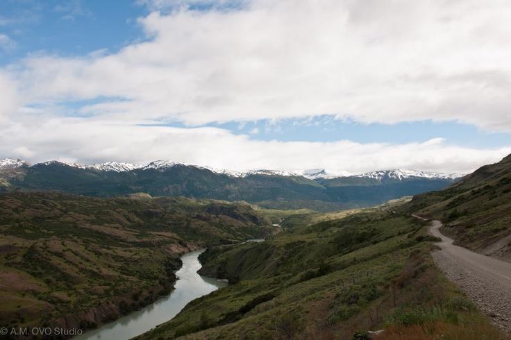 Río Mayer, Región Aysén Chile                             PATAGONIA SIN REPRESAS!