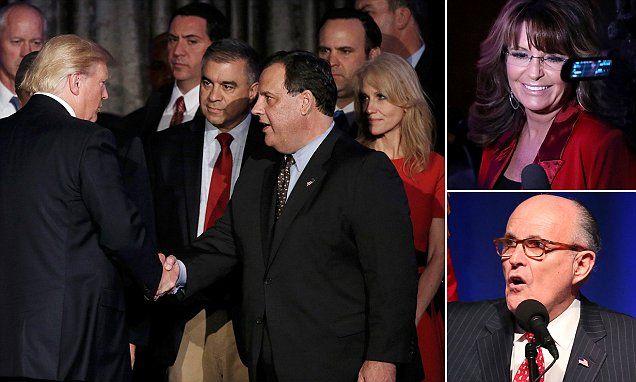"Trumpmare On Main Street, 3 (haiku) ""Meet the bullies and - hateful bigots who will soon - rule America"" Now meet the men (and women) who will rule America"
