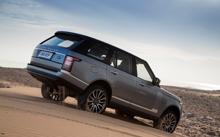 Fun Fact Range Rover Autobiography Paint Costs as Much as