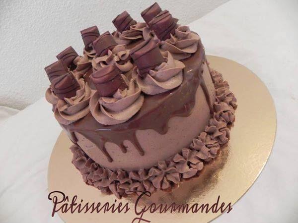 1000 id es sur le th me kinder bueno cake sur pinterest g teaux le dessert kit kat et nutella. Black Bedroom Furniture Sets. Home Design Ideas