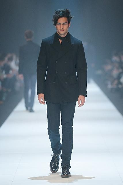 Spotted: Calibre On The GQ Runway