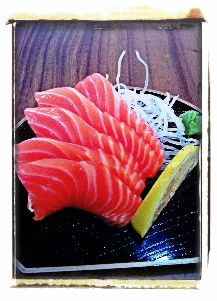 32 best food i eat from the sushi bar images on pinterest for Eating fish everyday