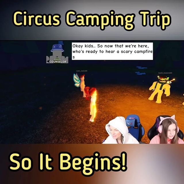 This Is The Scariest Camping Game We Have Have Played Have You