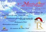 07/12/14. CANET. 5e Marché de Noël à l'Esat les Terres Rousses à Canet.