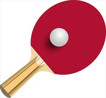 Left-handed table tennis players have the advantage.